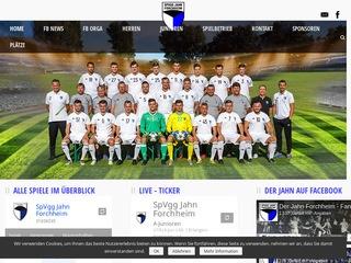 SpVgg Jahn Forchheim • Fussballabteilung