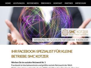 SMC Kotzer - SocialMediaConsulting